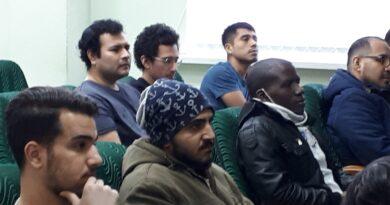 Иностранные студенты Самарского университета узнали о порядке получения российского гражданства