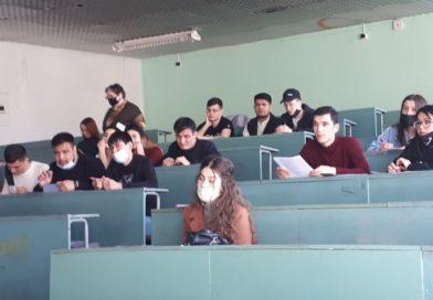 Студенты из Туркменистана получили консультации по отдельным вопросам миграционного законодательства России
